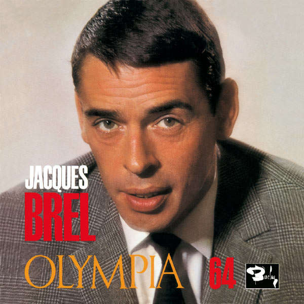 Jacques Brel Olympia 64