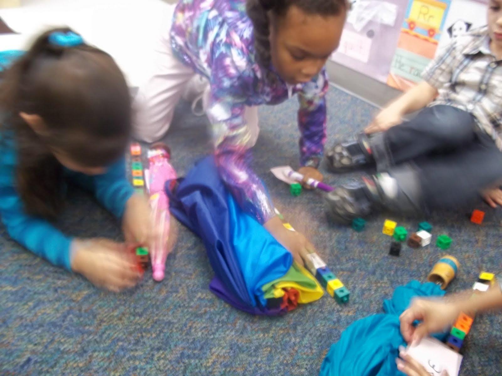 Kinder Garden: Mrs. Wood's Kindergarten Class: Umbrella Day