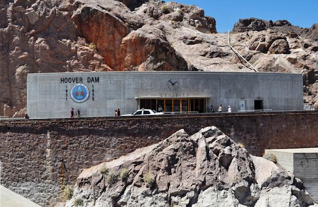 Hoover Dam Visitor's Center em Las Vegas