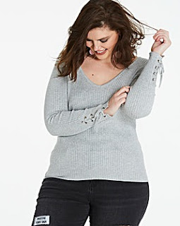 Plus sized jumper from Simply Be