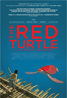 The Red Turtle 2016 DVD R1 NTSC Sub