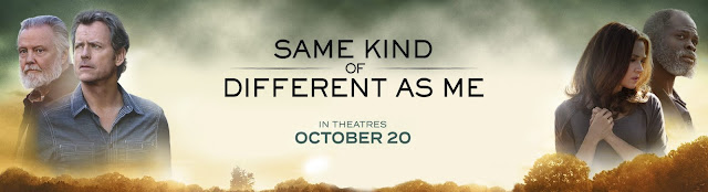 Same Kind of Different as me movie