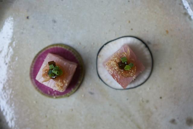 image of Amberjack Sashimi from Himi, Toyama Prefecture, Japan by Naoko Takagi