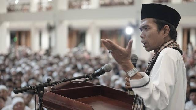 Ustad Abdul Somad: Hati-hati Satu Kampung Kesetanan, Mulai dari Kades sampai Gubernur