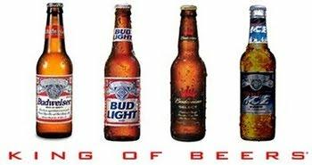 Na Arábia Saudita a marca produz uma versão da cerveja sem álcool chamada  BUDWEISER NA. Isto porque o álcool é considerado pelos muçulmanos uma droga  ... 4e7d1ee4be