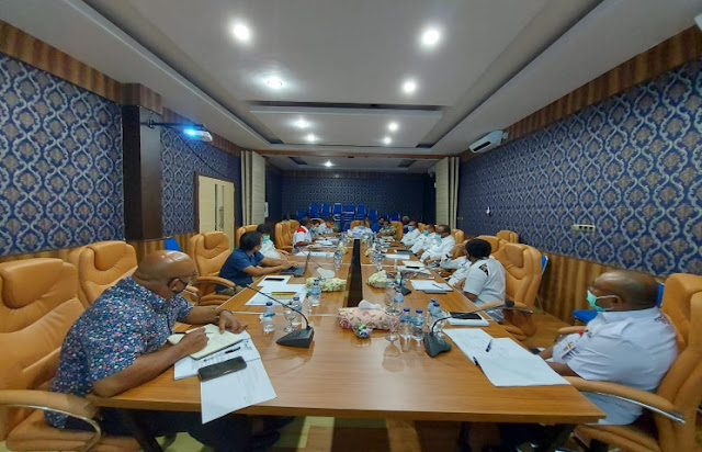 Ridwan Rumasukun Ungkap Pemprov Papua dan PB PON Dorong Perubahan Masterplan