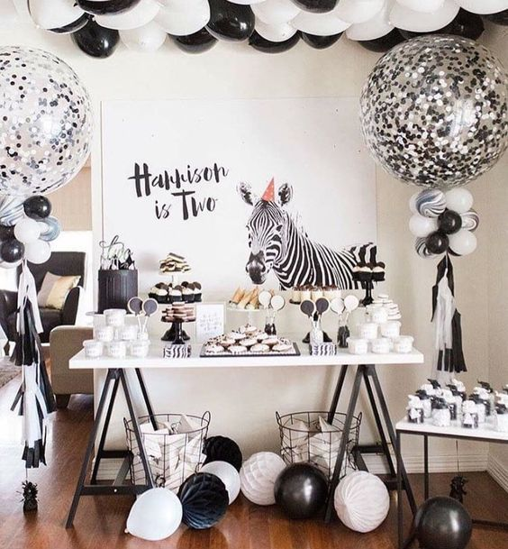 From Traditional To Contemporary Jungle Party Decor Ideas.