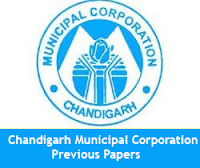 Chandigarh Municipal Corporation JE Previous Papers