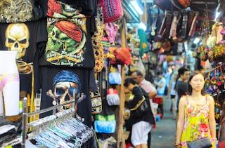 7. Pasar Akhir Pekan Chatuchak