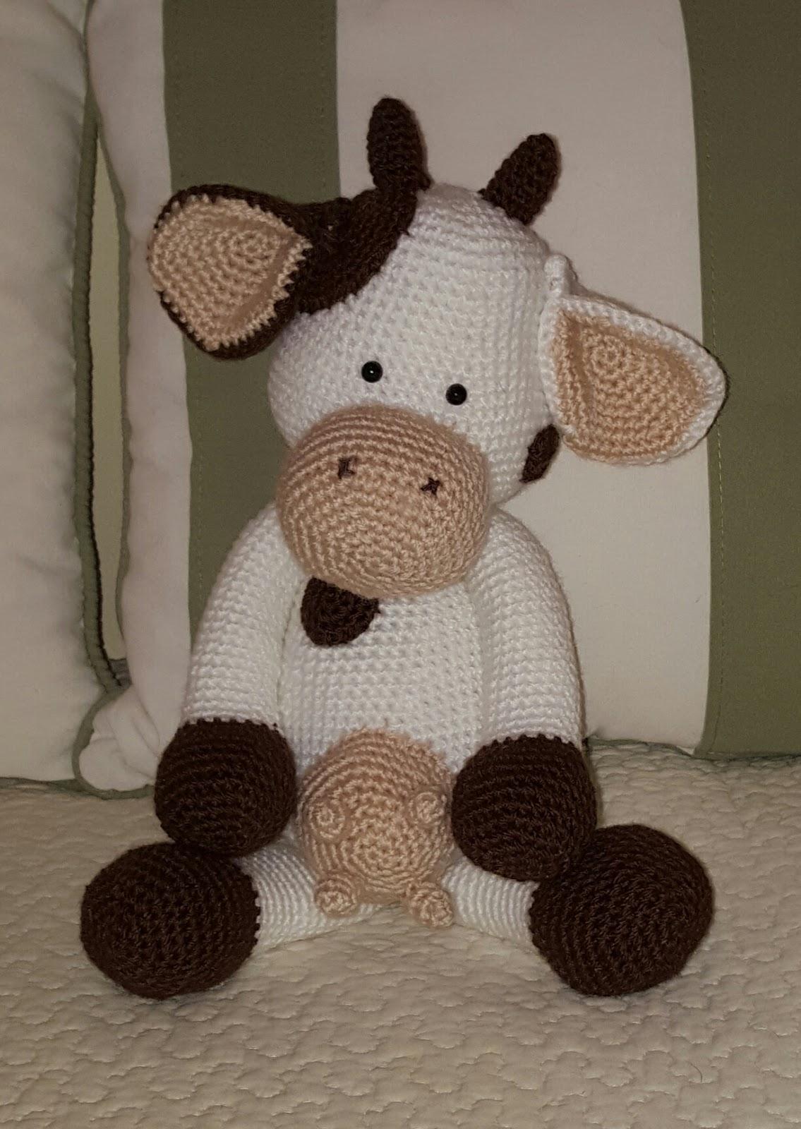 Vaca | Lanas y Ovillos | 1600x1135