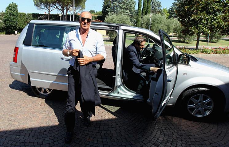 Giampiero Ventura posjetio Juventus