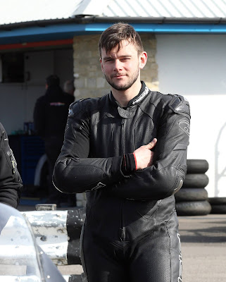 Held wearer Dan Hegarty