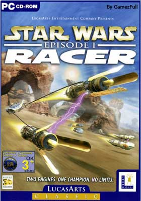 STAR WARS Episode I Racer PC Full