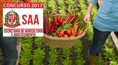 Concurso SAA SP 2017