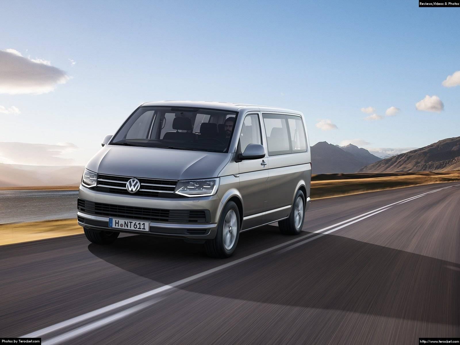 Hình ảnh xe ô tô Volkswagen Transporter T6 2016 & nội ngoại thất