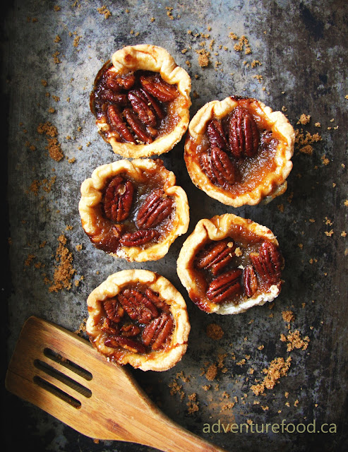 butter tarts Canadian recipe