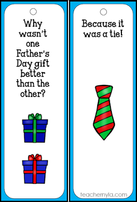 Father's Day Riddles clean, kind and positive for kids