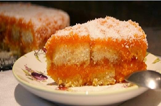 Torta de zanahoria sin horno