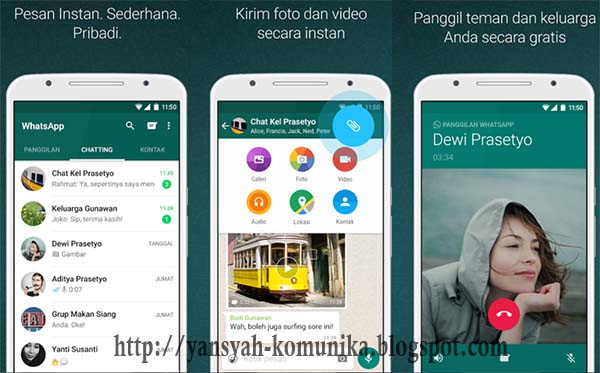 Download WhatsApp Messenger versi 2.16.57