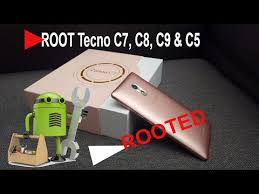 Root your Techno mobile