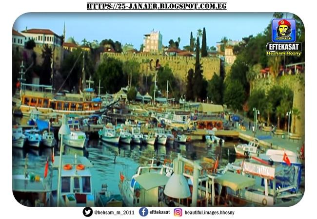 بالصور : مدينة انطاليا التركية الرائعة - 45 صورة