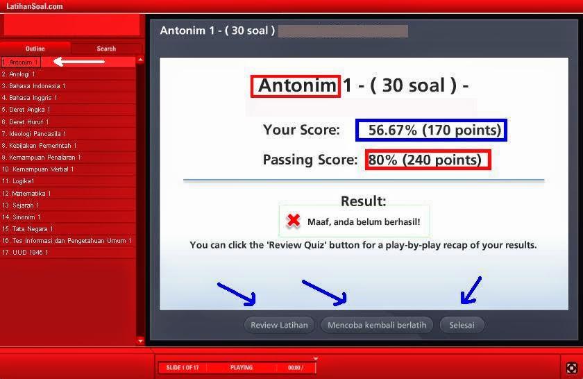 akan memakai Sistem CAT CPNS yaitu tes memakai  Sscn.bkn.go.id Aplikasi Software CAT CPNS