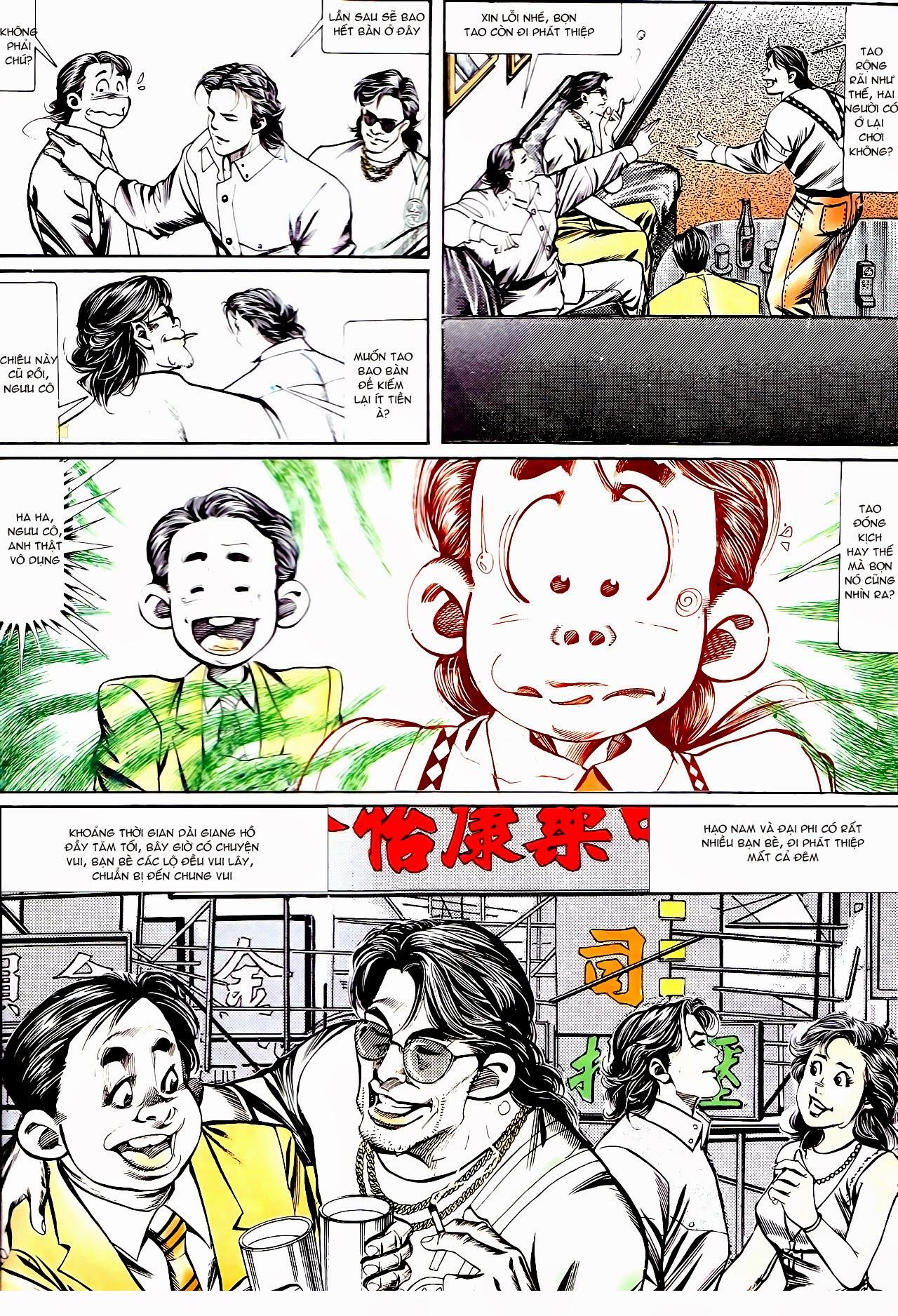 Người Trong Giang Hồ chapter 134: tấn công bảo nhi trang 7