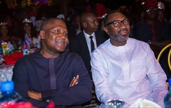 APC Appoints Dangote and Otedola As Special Advisers To Buhari For 2019 Election