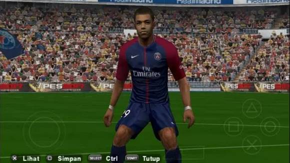 Download PES Jogress Evolution v3 ISO/CSO PSP Highly Compressed