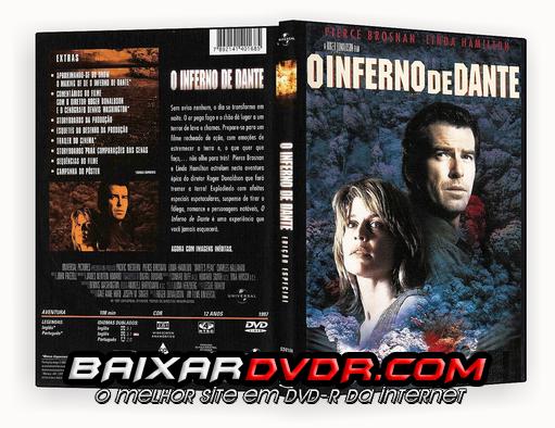 O INFERNO DE DANTE (1997) DUAL AUDIO DVD-R OFICIAL