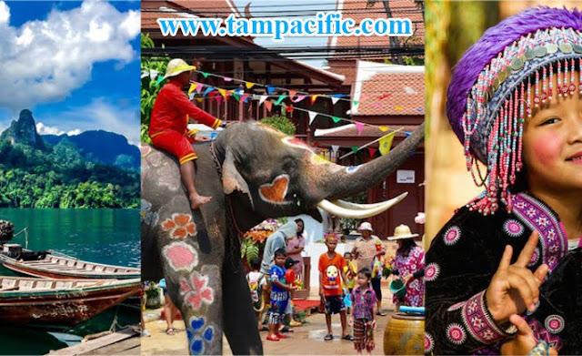 Những địa điểm du lịch tuyệt đẹp ở tại Thái Lan HOT nhất cho bạn