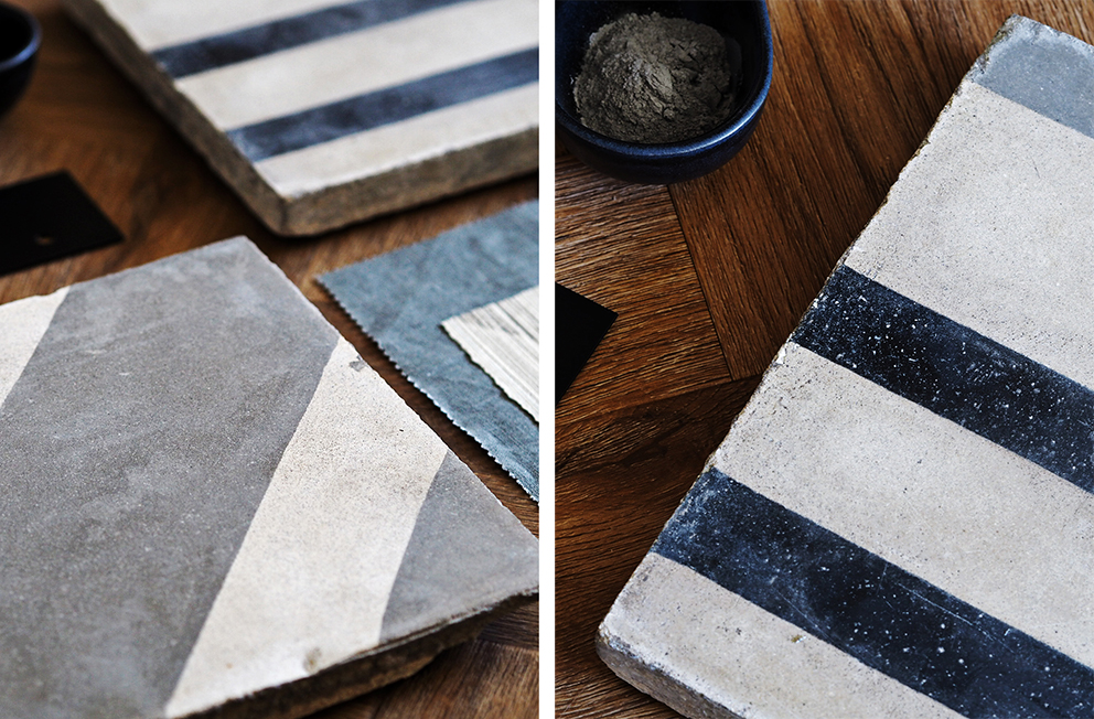 French For Pineapple Blog - Maitland & Poate Antinque Tiles