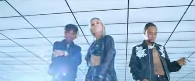 Video: Jhené Aiko Feat. Rae Sremmurd - Sativa