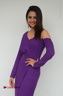 Actress Rakul Preet Singh Latest Stills in Beautiful Long Dress  0022.JPG