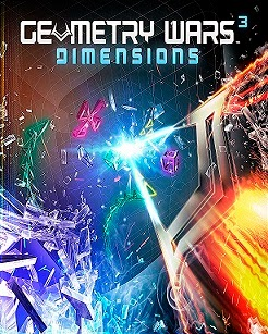 Geometry Wars 3 Dimensions (PC)