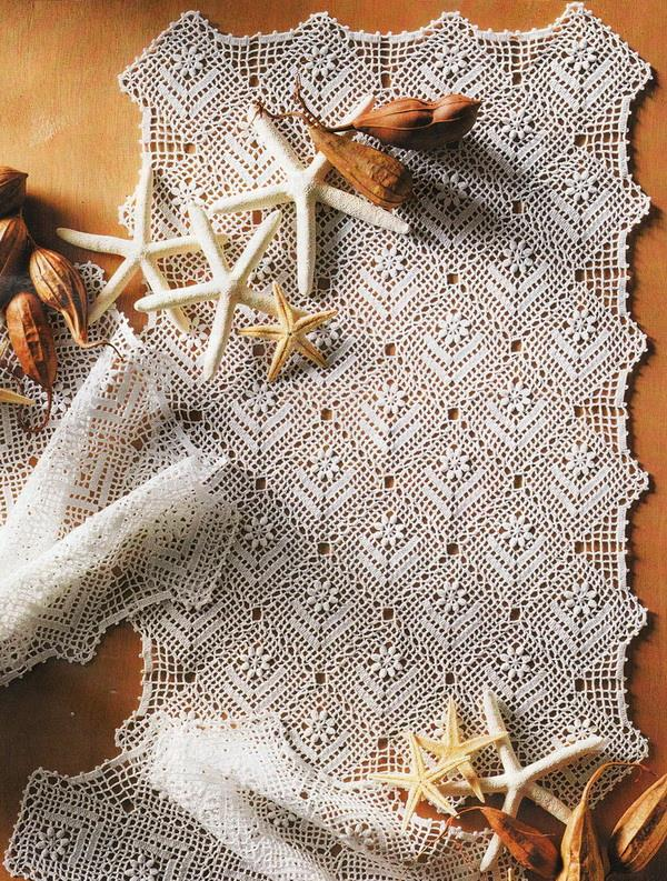 crochet-pattern-bedding-tablecloth