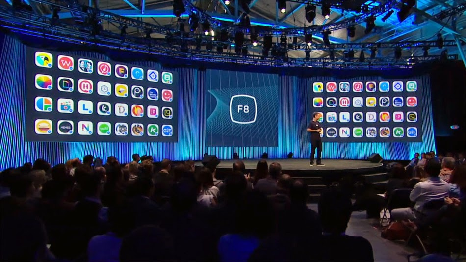 A primeira rodada de apps do Facebook Messenger!