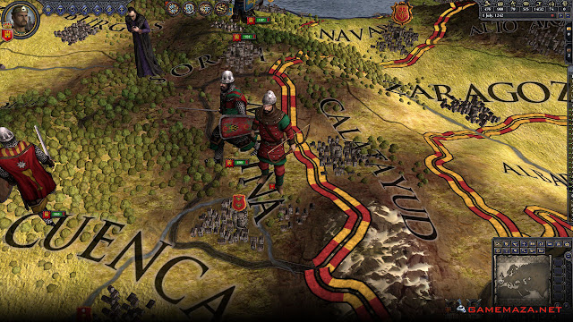 Crusader Kings II Gameplay Screenshot 2