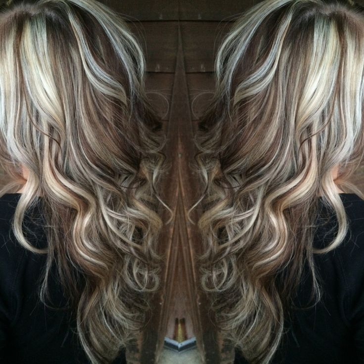 41 Pretty chocolate blonde hair color shades | Hairstylo