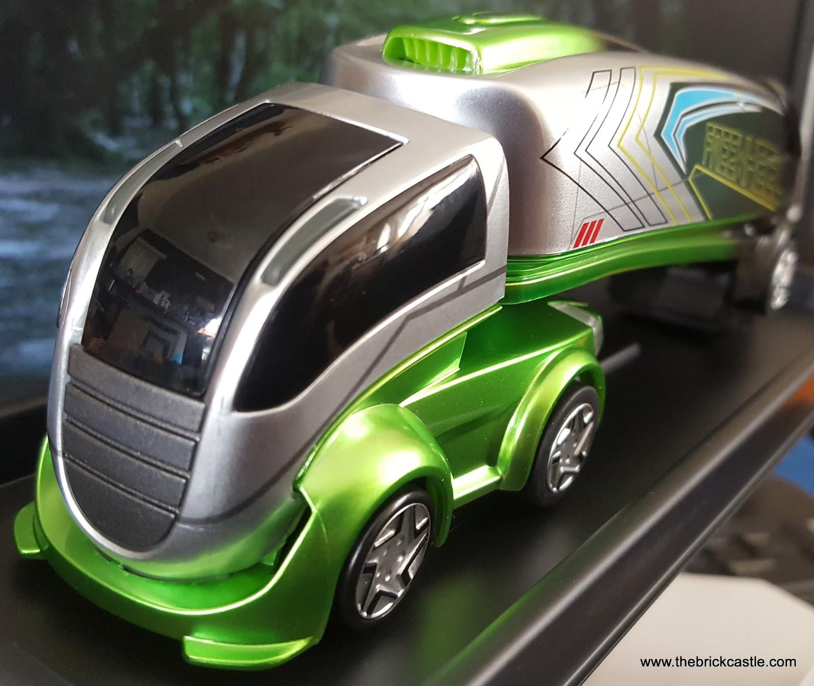 The Brick Castle: Anki OVERDRIVE Robotic Supercar Racing
