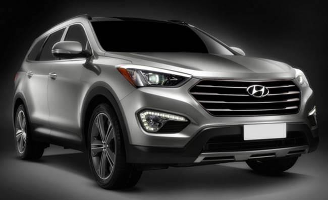 2017 Hyundai Veracruz Review