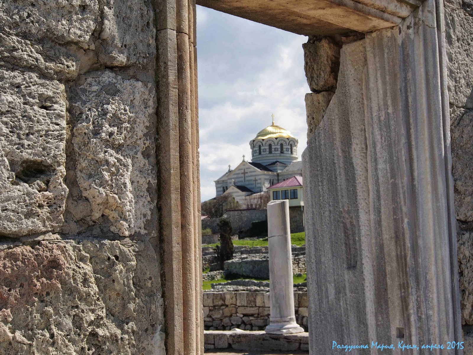 Крым Херсонес 2015 фото