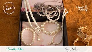 DIY Jewellery Box 1