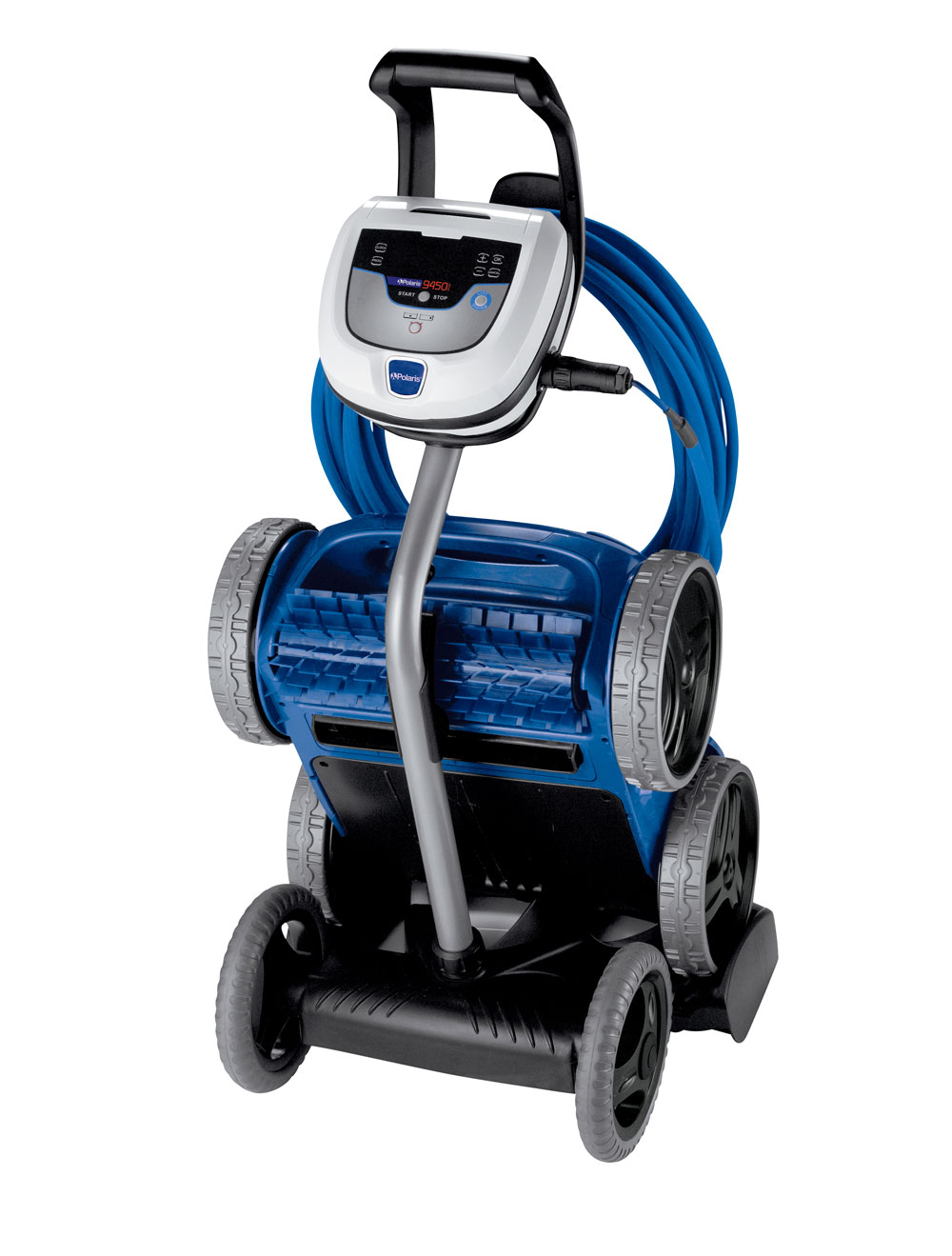 Pool Tips Troubleshooting Reviews Polaris 9450 Sport Robotic Pool Cleaner Review