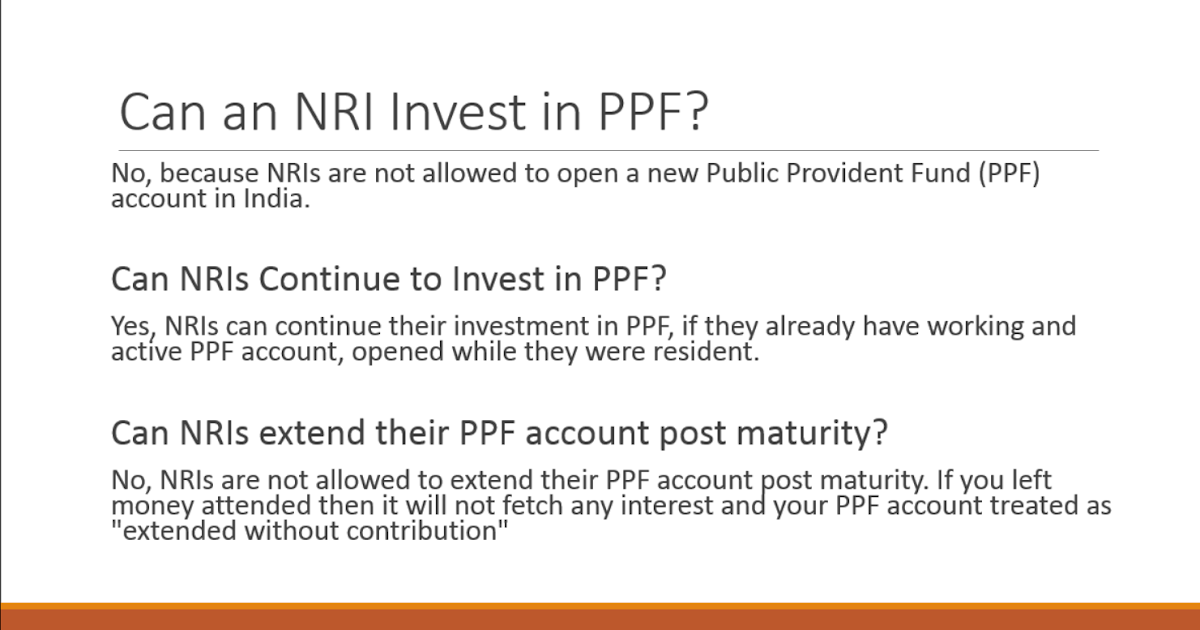 nri how to close sbi ppf account