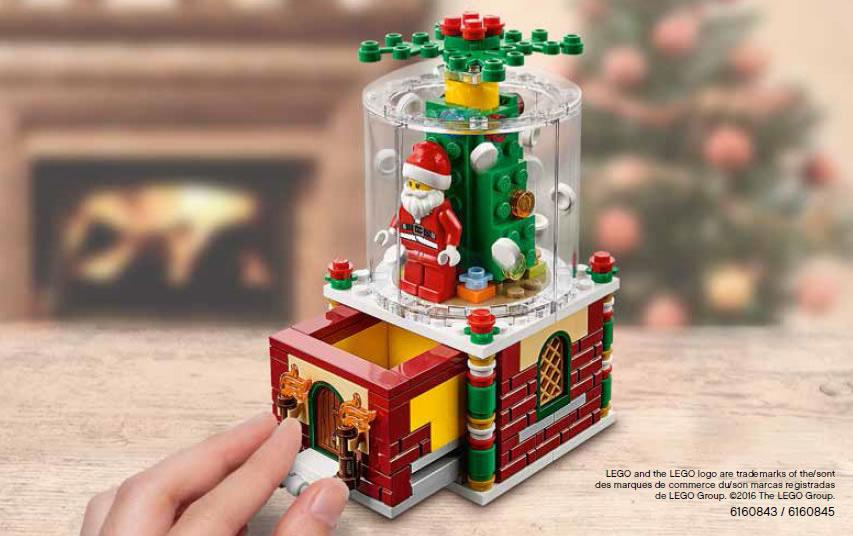 Lego Christmas Tree Instructions