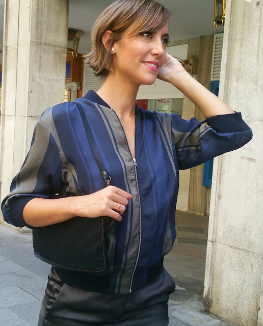 Fitness And Chicness-Juanjo And Co-Grey Silk Working Style QL2-5