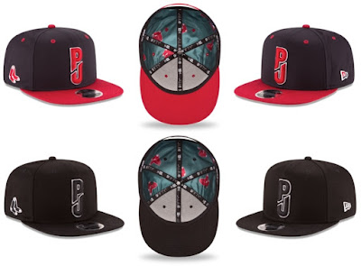Pearl Jam x New Era Boston Red Sox Fenway Park 9FIFTY Snapback Hat