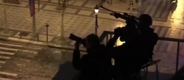 Η γαλλική Αστυνομία ζήτησε από τον Μακρόν την επέμβαση του Στρατού