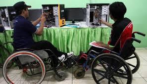 Penyandang Disabilitas Minta Diperhatikan